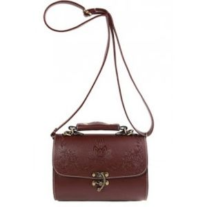 Fashion Designer Anna Sui Crossbody Bag